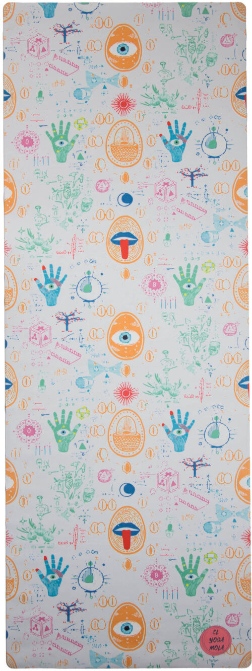 Esterilla Ojos Grosor 3.5mm