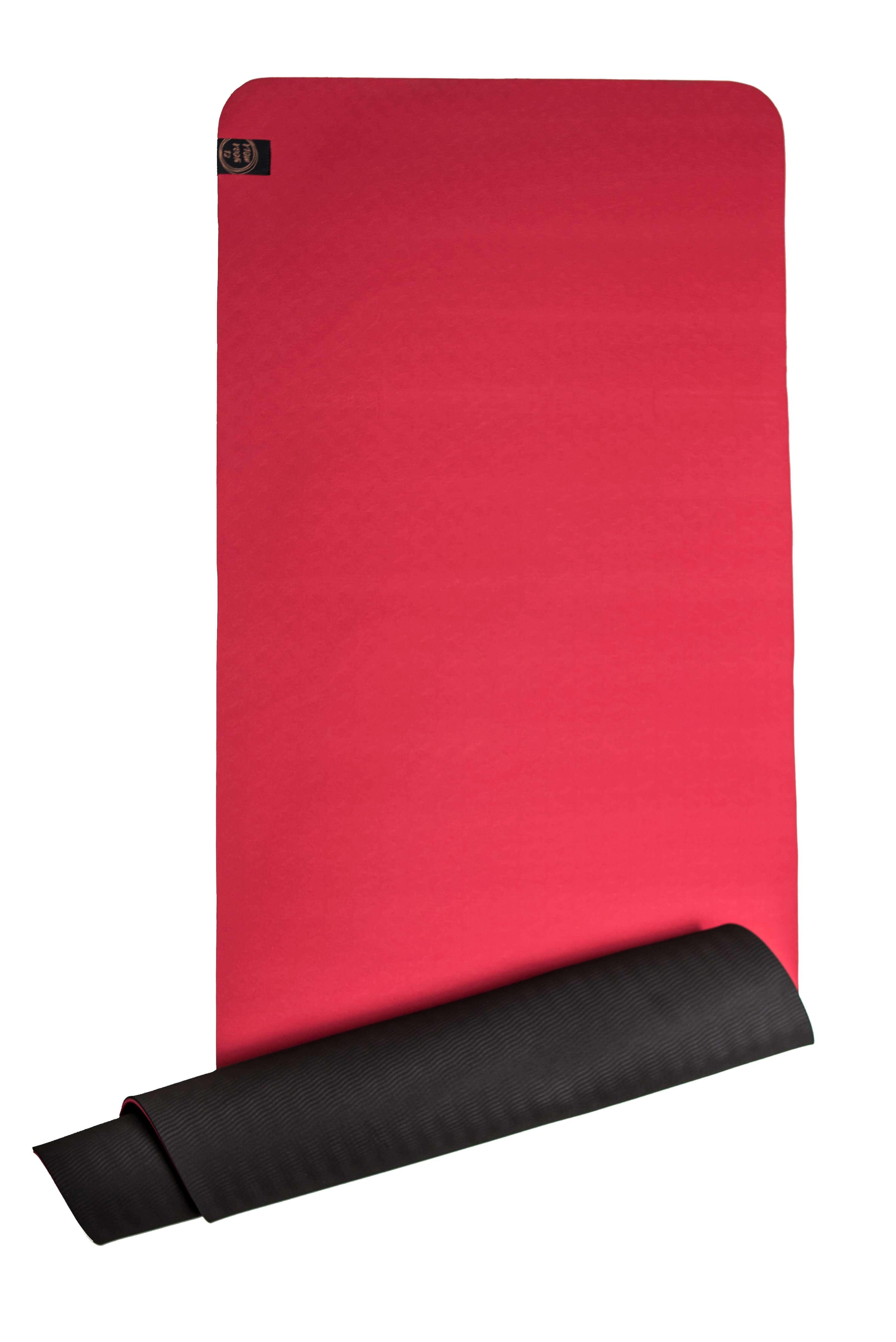 Esterilla Yoga Bicolor Grosor 6mm