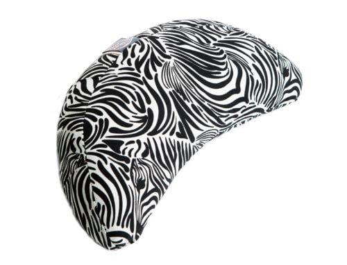 Zafu Zebra media luna