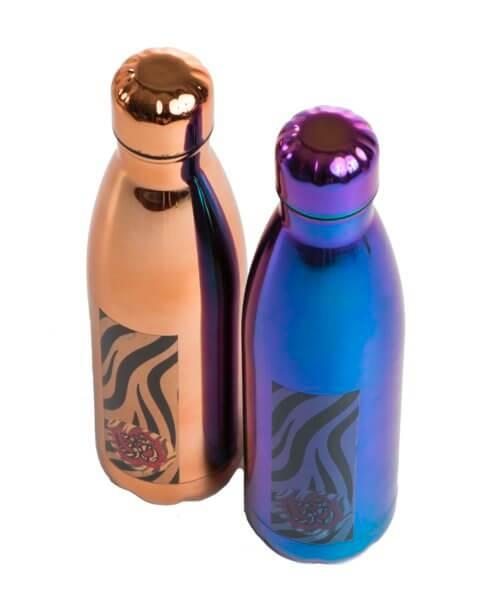 Botella Acero Inox Reutilizable