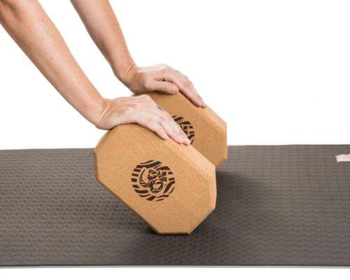 Yoga bloques