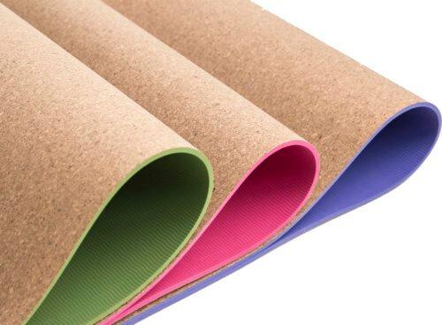 Esterilla Yoga Corcho Color