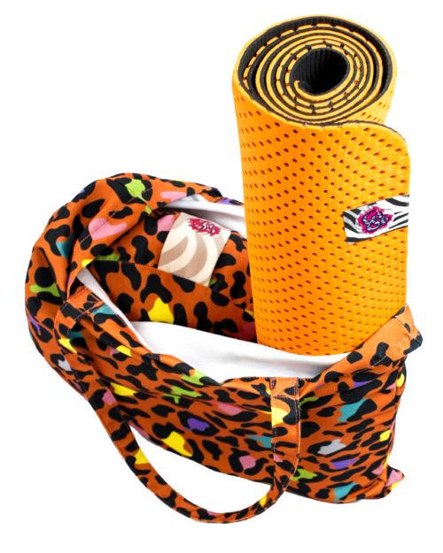 bolsa yoga reciclada