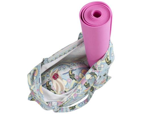 portaesterilla yoga reciclada